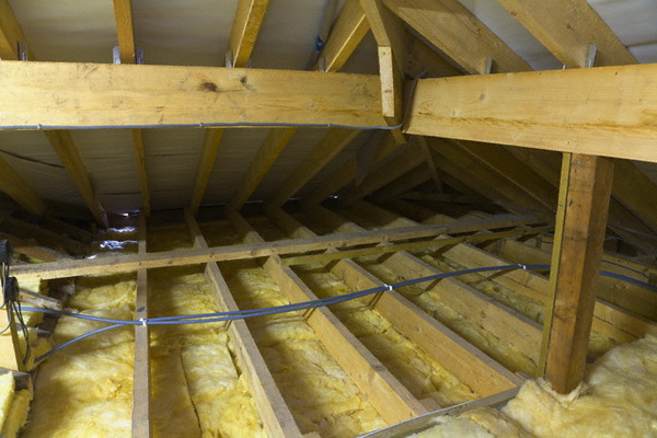 New Roof Loft Insulation